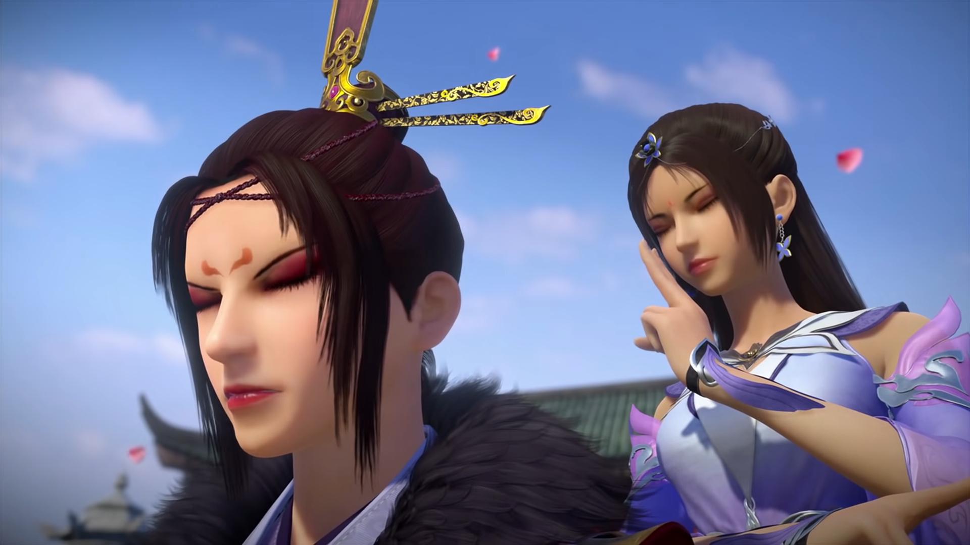 Hua Jiang Hu Zhi Bu Liang Ren 4th Season episode 01 english sub