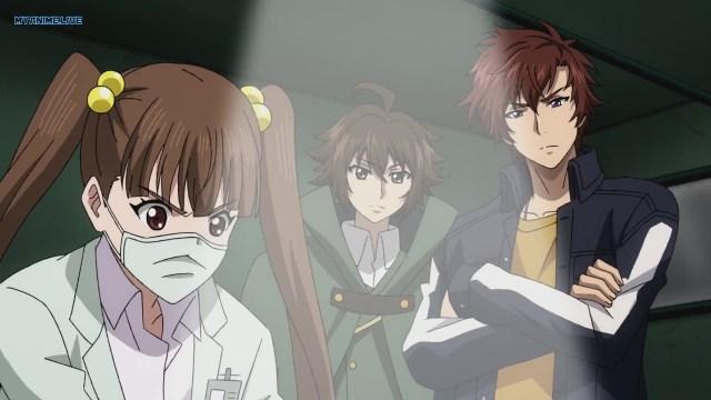 Quanzhi Fashi - Full Time Magister 5th Season episode 09 english sub