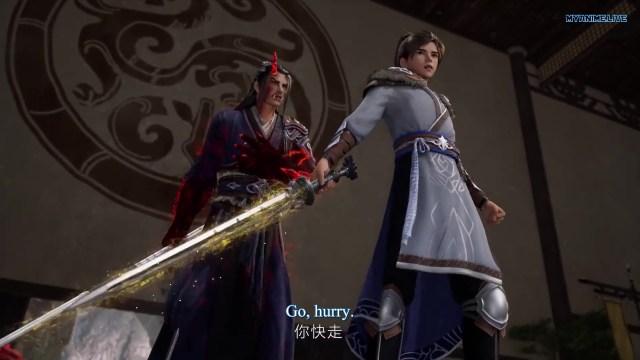Tian Huang Zhan Shen - God Of Desolation episode 79 english sub