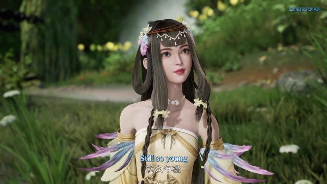 Wan Jie Du Zun - Ten Thousand Worlds episode 42 english sub (2)