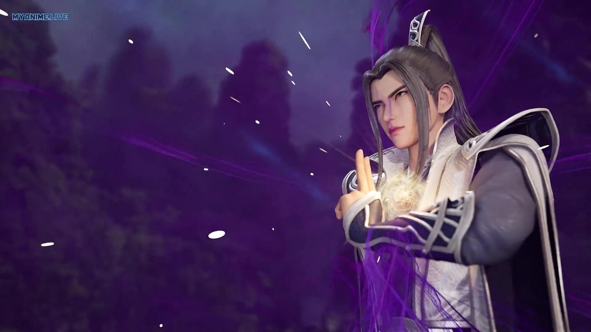 Wan Jie Du Zun - Ten Thousand Worlds episode 45 english sub