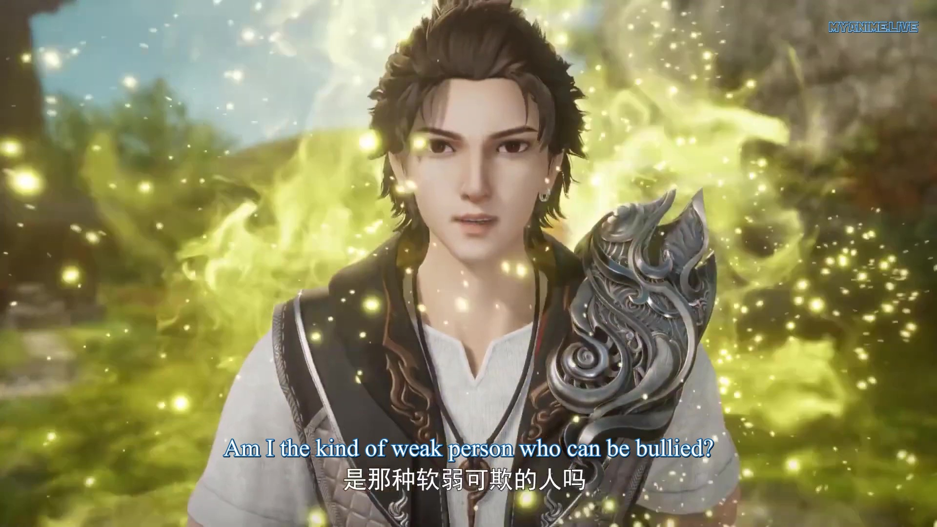 Wan Jie Shen Zhu - Lord of The Universe episode 152 english sub