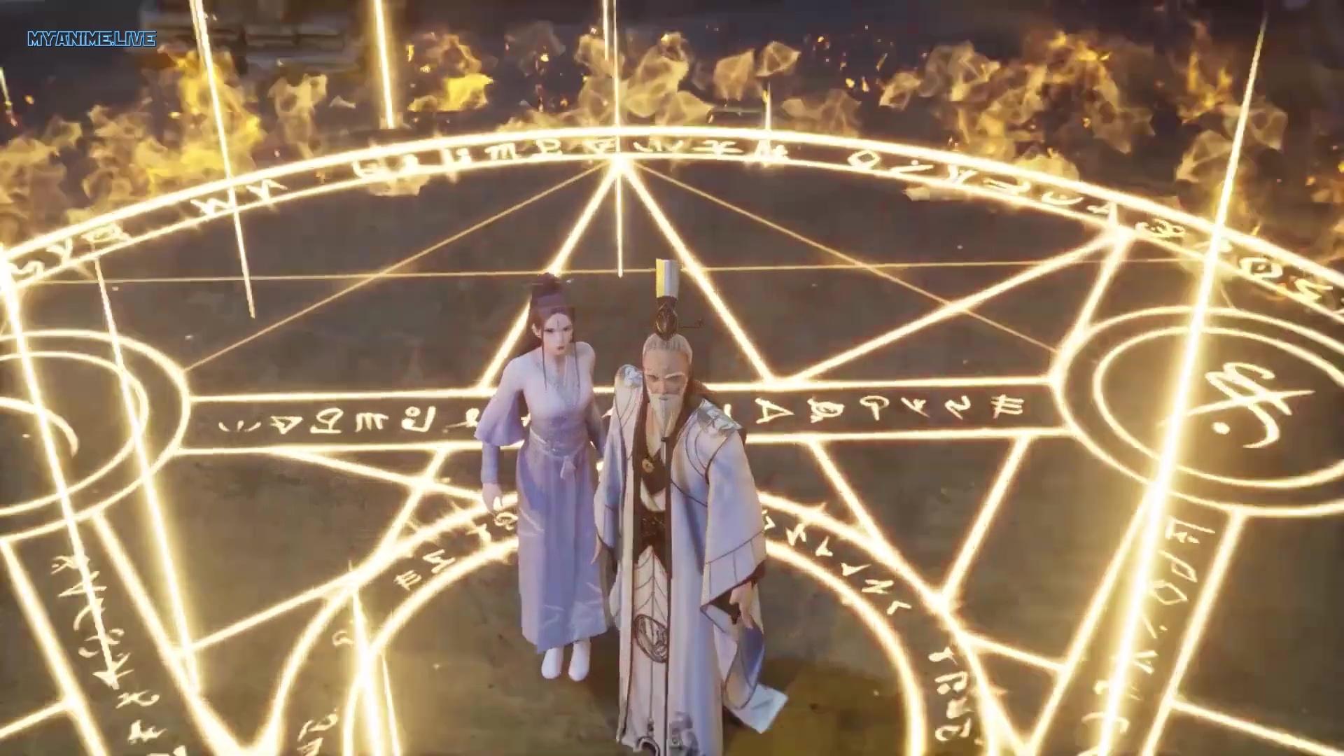 Wan Jie Xian Zong - Wonderland Season 5 episode 21 ( episode 197 ) english sub
