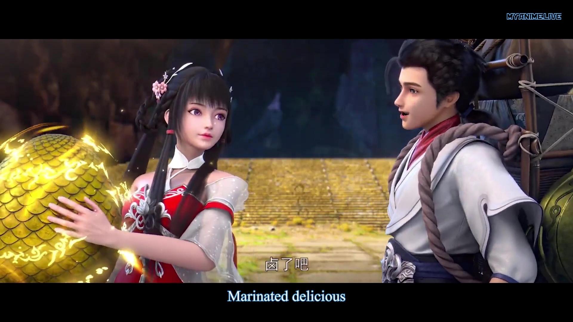 Wanmei Shijie - Perfect World Episode 18 english sub