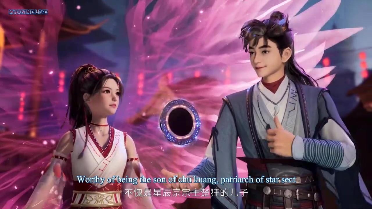 Xinghe Zhizun - Supreme Galaxy episode 19 english sub