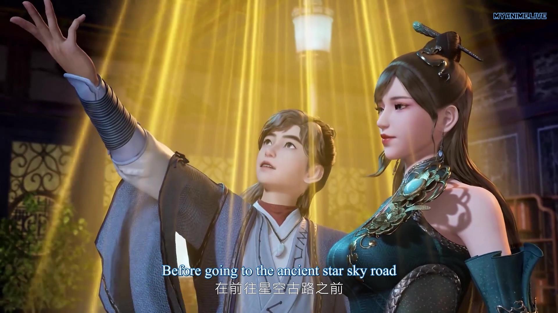 Xinghe Zhizun - Supreme Galaxy episode 24 english sub