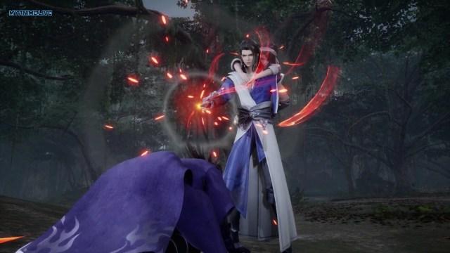 Jueshi Wuhun - Peerless Martial Spirit episode 100 english sub