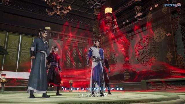 Jueshi Wuhun - Peerless Martial Spirit episode 97 english sub
