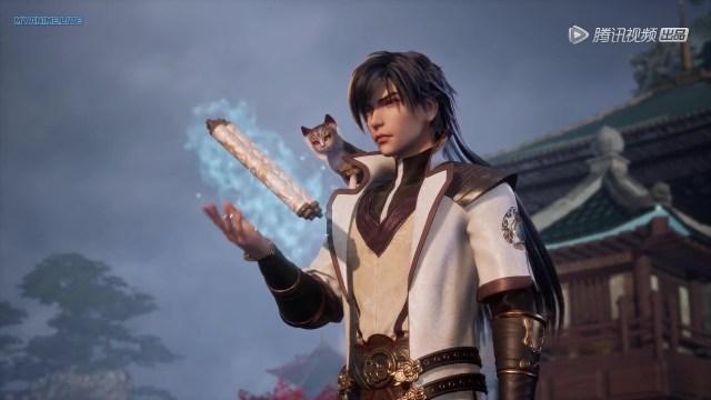 Ling Jian Zun-Spirit Sword Sovereign Episode 210 english sub (1)