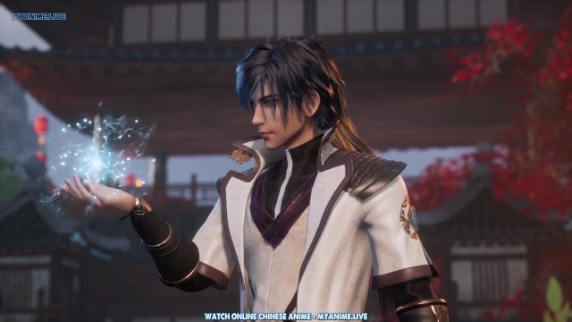 Ling Jian Zun - Spirit Sword Sovereign Episode 212 english sub (1)