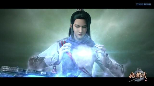 Mu Wang Zhi Wang You Du Zhan - Great King of the Grave Season 4 episode 24 ( episode 85 ) english sub