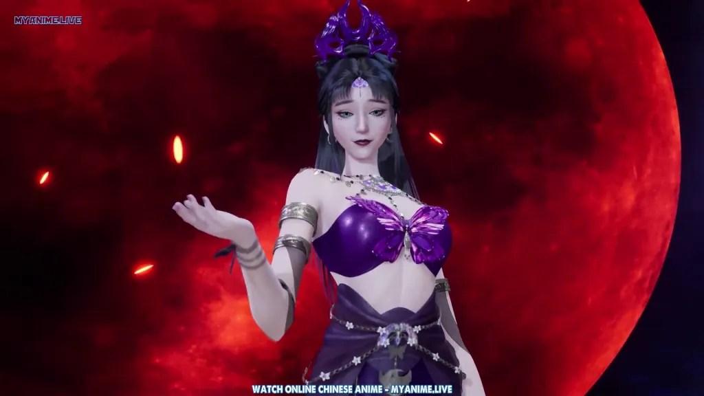 Wan Jie Du Zun - Ten Thousand Worlds episode 48 english sub