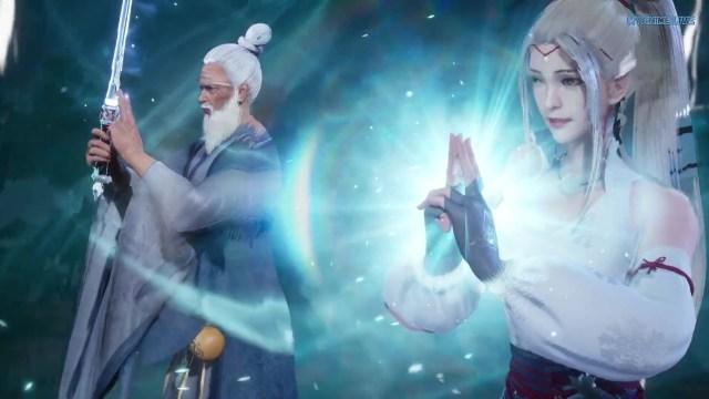 Wan Jie Shen Zhu - Lord of The Universe episode 164 english sub
