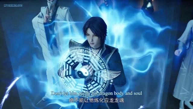 Wan Jie Xian Zong - Wonderland Season 5 episode 27 ( episode 203 ) english sub