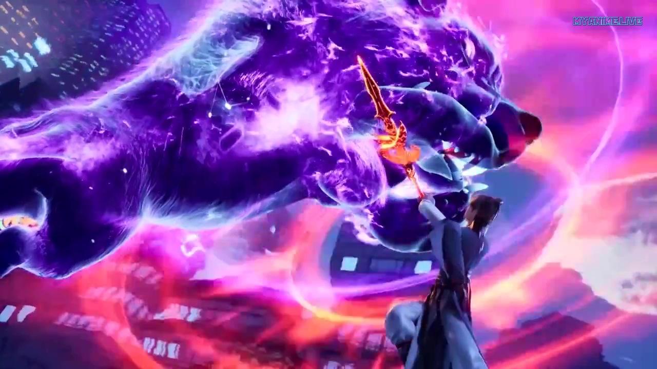 Xinghe Zhizun - Supreme Galaxy episode 28 english sub