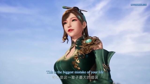 Xinghe Zhizun - Supreme Galaxy episode 33 english sub