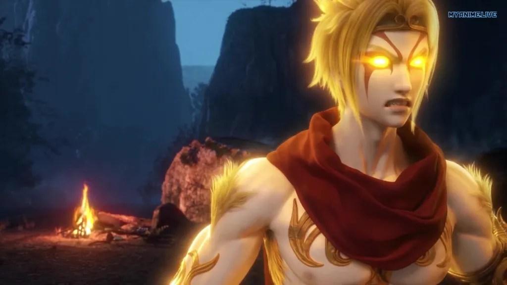 Youxia Zhanji - The Chronicle of Heroic Knight Episode 02 english sub