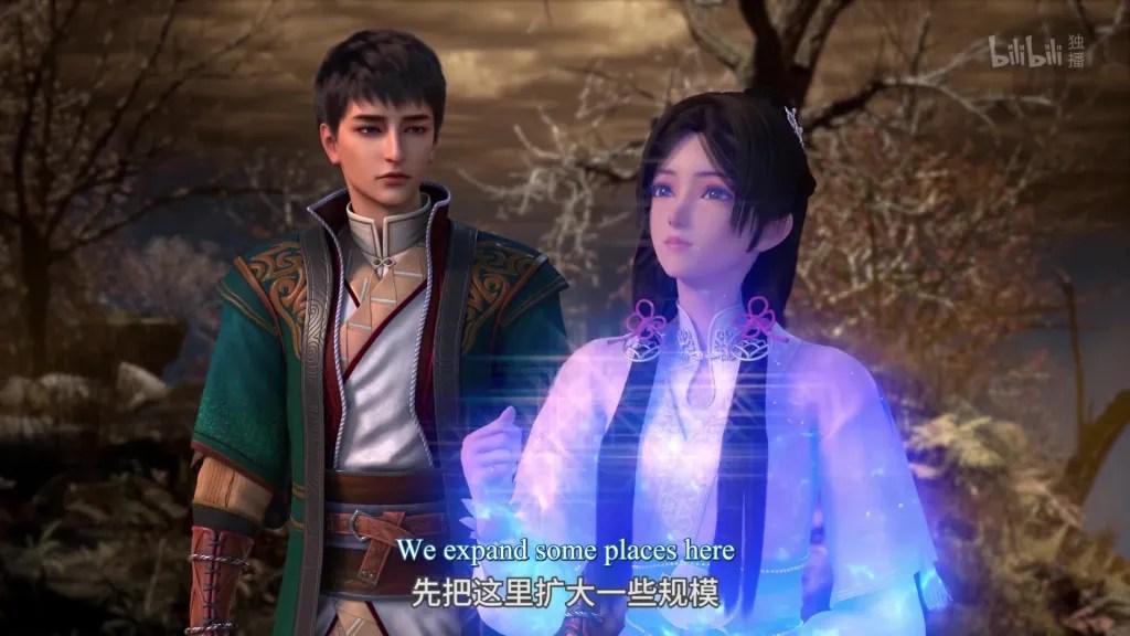 Yuan Long - First Dragon - Carp Reborn episode 29 ( Season 2 episode 13 ) english sub