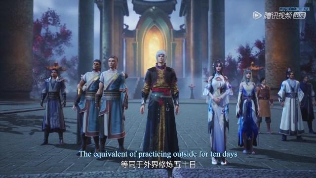 Againts the Sky Supreme episode 33 english sub