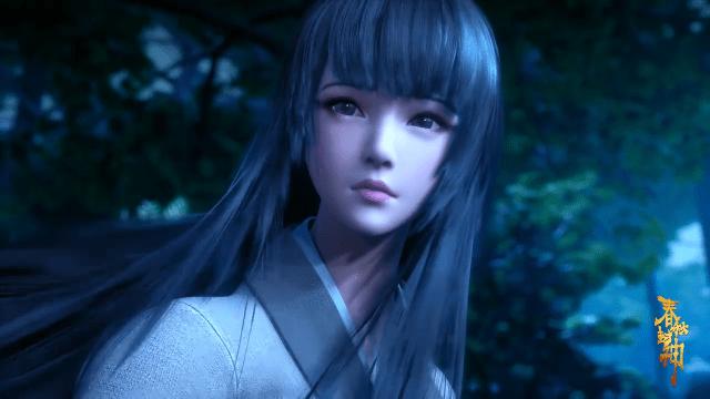 Chun Qiu Feng Shen - Immortals of the Godless episode 01 english sub