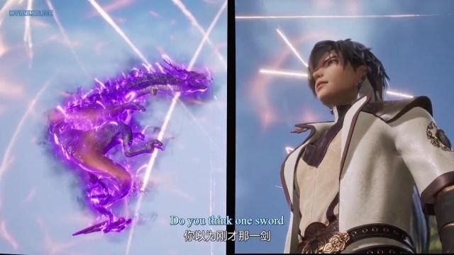Ling Jian Zun-Spirit Sword Sovereign Episode 216 english sub (2)