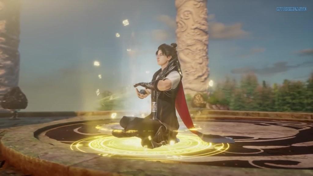 Wan Jie Shen Zhu - Lord of The Universe episode 168 english sub