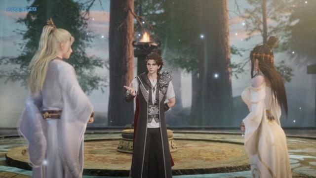 Wan Jie Shen Zhu - Lord of The Universe episode 172 english sub (1)