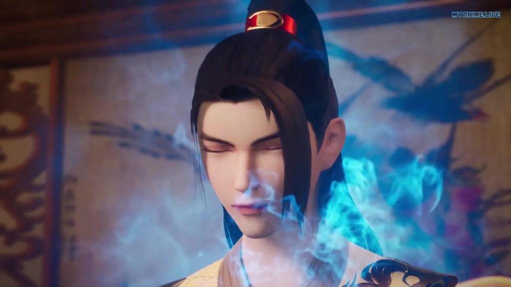 Wu shen zhu zai - Martial Master episode 167 english sub