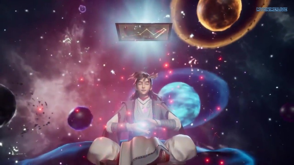 Xinghe Zhizun - Supreme Galaxy episode 39 english sub