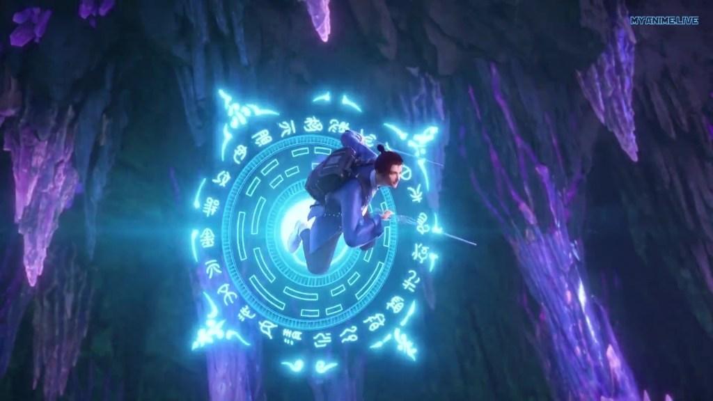 Youxia Zhanji - The Chronicle of Heroic Knight Episode 10 english sub