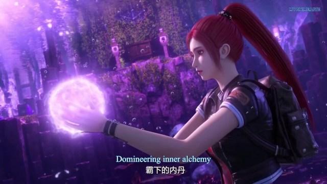 Youxia Zhanji - The Chronicle of Heroic Knight Episode 12 english sub (1)