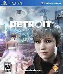 2018 games Detroit: Become Human