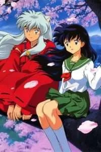 best anime to watch when you're feeling down. Inuyasha and Kagome.