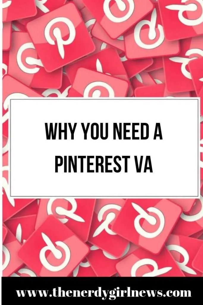 aniblogging help. Why you need a Pinterest VA to help run your Anime blog.