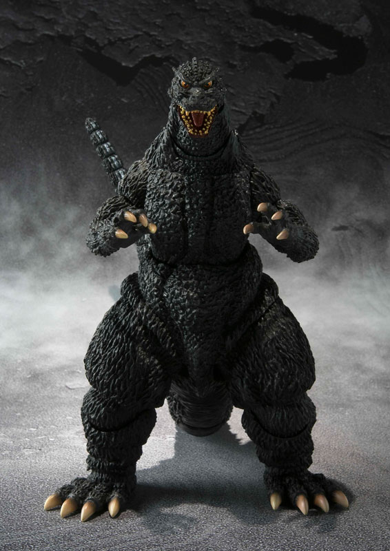 SHMonsterArts Godzilla 1994  My Anime Shelf