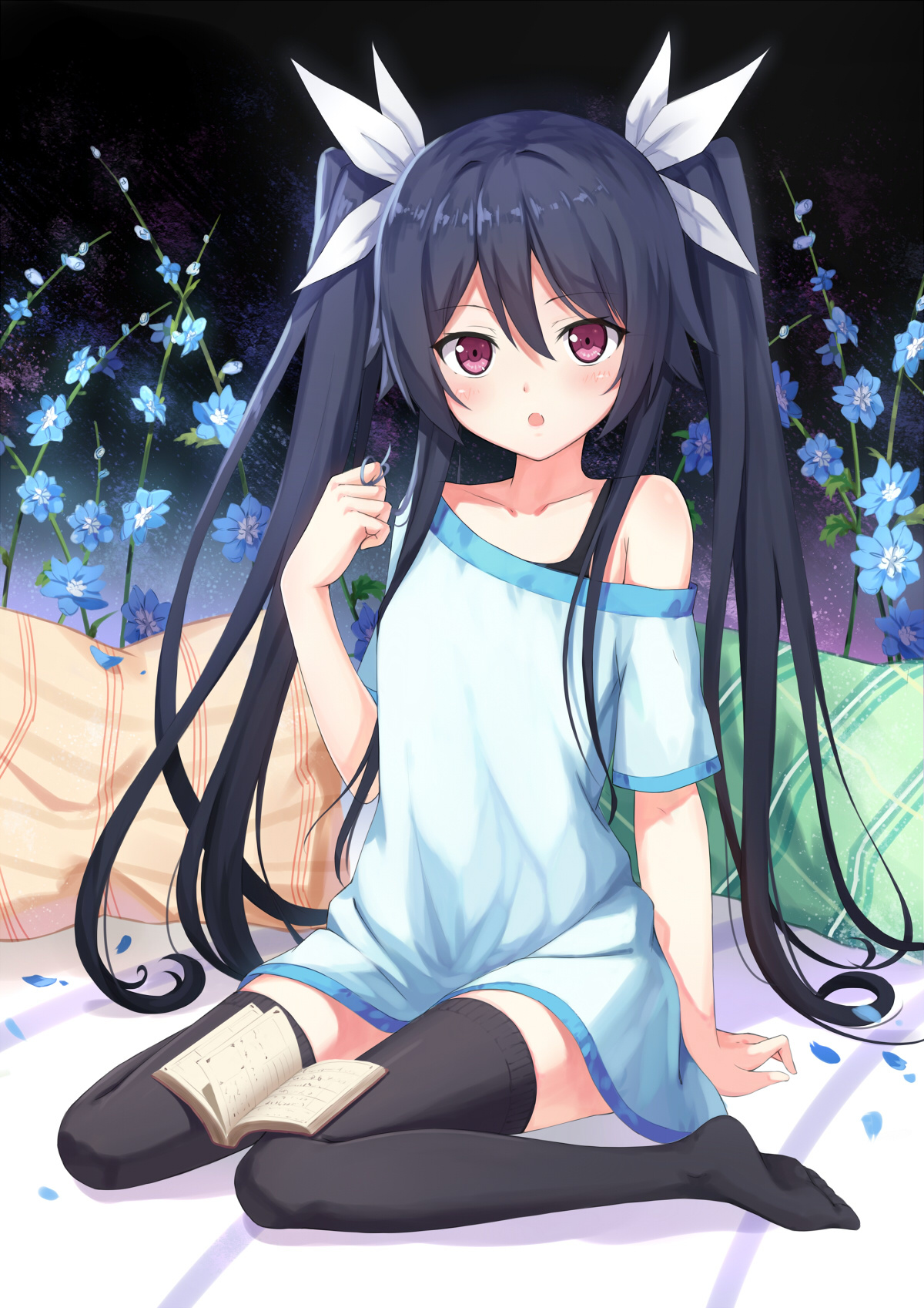 Iphone 6 Cute Shelf Wallpaper Ore Twintails Ni Narimasu My Anime Shelf