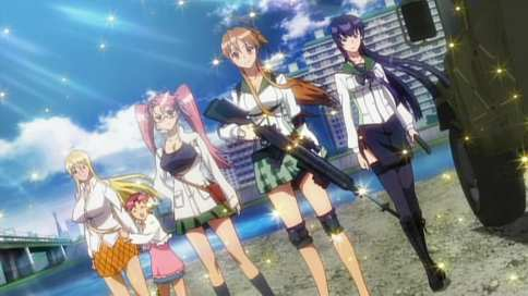 High School of the Dead 5