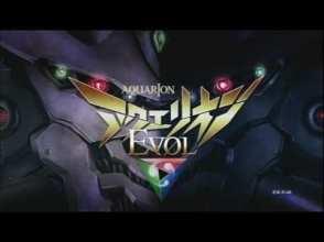 Aquarion Evol new second anime trailer