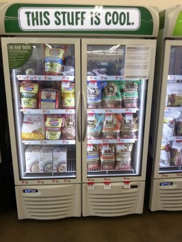 I agree! Pet Food in a Fridge. West Goshen, PA