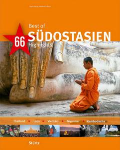Neuerscheinung - Bildband 66 Highlights Südostasien