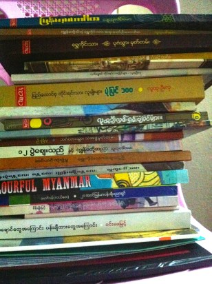 Books donated by Ludu Press