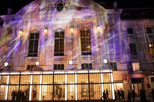 အဘတို႕ Concert ၾကည္႕ရမယ္႕ Wiener Konzerthaus ဆိုတဲ႕ ဇတ္႐ံု ။