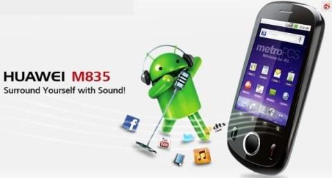 Huawei M 835