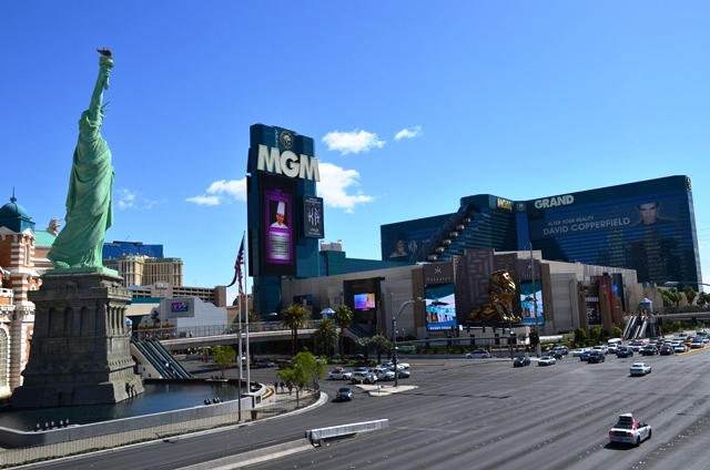 14d MGM Grand Hotel