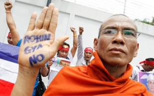monk-NO-Rohingya-Muslims