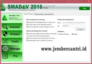 Smadav Pro Key Terbaru 10.8.2 Full Version Jembersantri