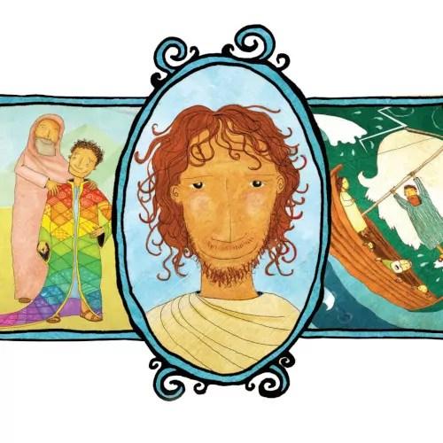 Jesus Storybook Bible logo for Stripe