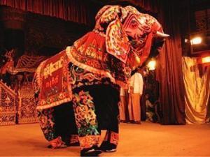 Kyaukse Elephant-Festival
