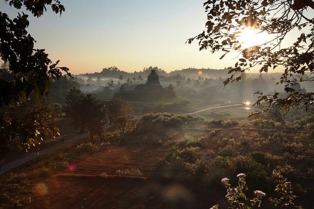 Mrauk Myanmar