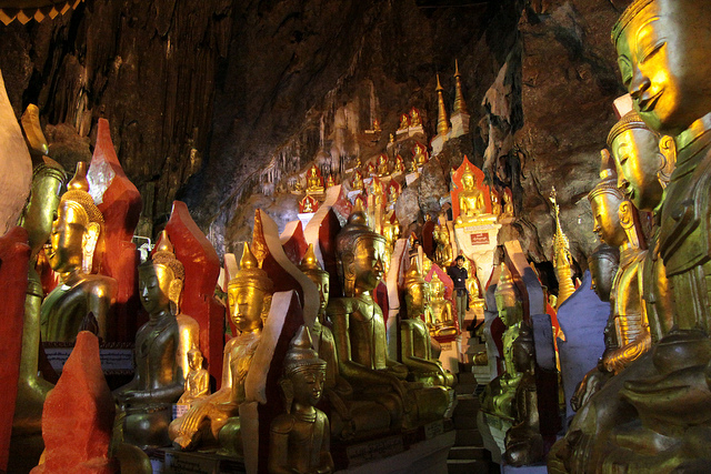 Shwe Oo Min Cave, Pindaya